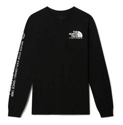 Koszulka The North Face bluzka M Logo Plus Ls Tee