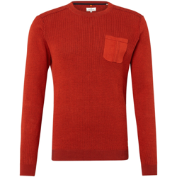 Sweter Tom Tailor Structured Crew Neck