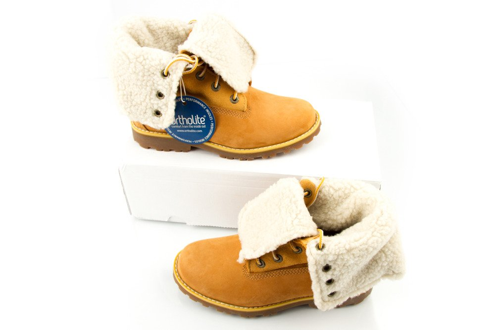 Buty TIMBERLAND SHEARLING 6IN r. 32