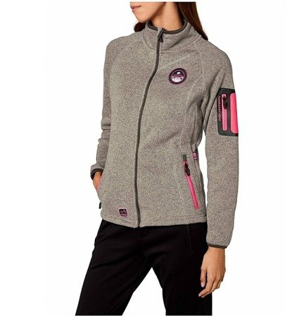 Bluza GEOGRAPHICAL NORWAY TRAPEZE LADY