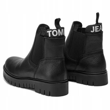 Buty Tommy Jeans Padded Tongue Chelsea