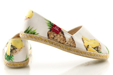 Espadryle Miss Hamptons Pineapple