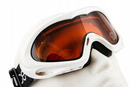 Gogle Black Crevice Ski