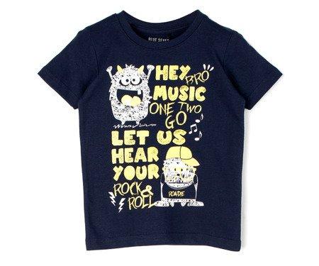 Koszulka Blue Seven Rock & Roll