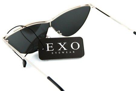 Okulary Exo Silver