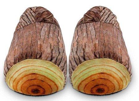 Pantofle Wooden