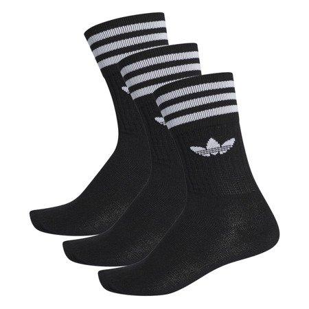 Skarpety Adidas Solid Crew 3-pak