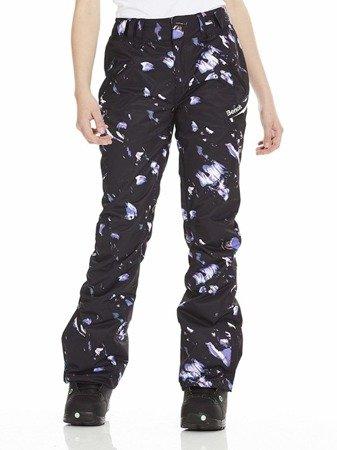 Spodnie BENCH BLACK