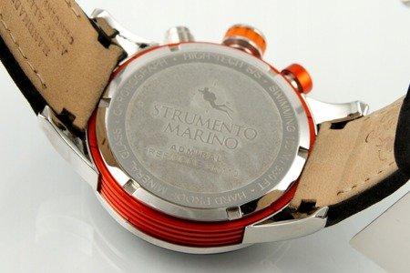 Zegarek męski STRUMENTO MARINO ADMIRAL SM110L/BK/NR/NR